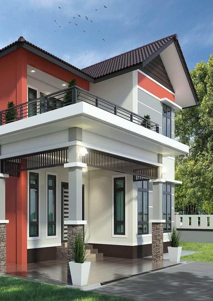 Bina Rumah Atas Tanah Sendiri Mahligai Idaman